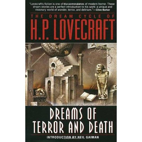 Lovecraft, H. P. - Dreams of Terror and Death: The Dream Cycle of H. P. Lovecraft - Preis vom 24.06.2020 04:58:28 h