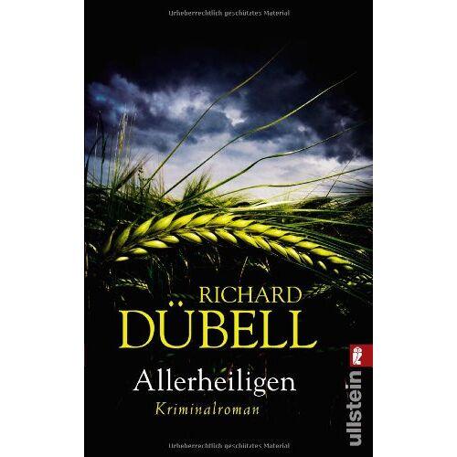 Richard Dübell - Allerheiligen: Kriminalroman - Preis vom 16.05.2021 04:43:40 h