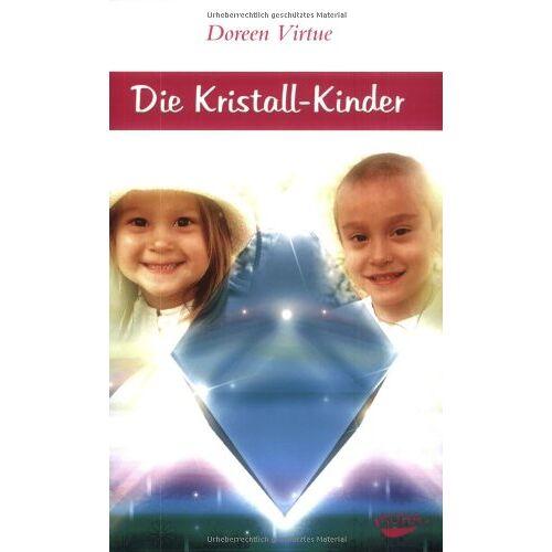 Doreen Virtue - Die Kristall-Kinder - Preis vom 14.04.2021 04:53:30 h