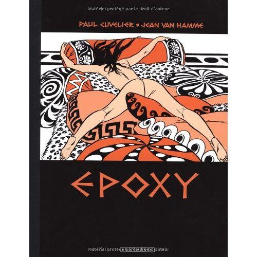 Jean Van Hamme - Epoxy - Preis vom 27.02.2021 06:04:24 h