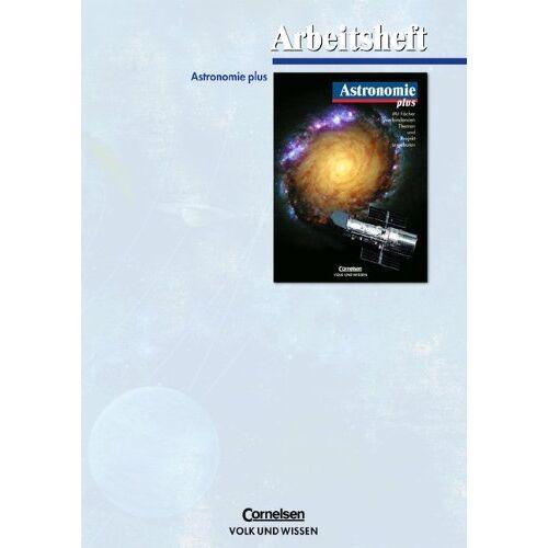 Backhaus, Prof. Dr. Udo - Astronomie plus: Arbeitsheft - Preis vom 20.10.2020 04:55:35 h