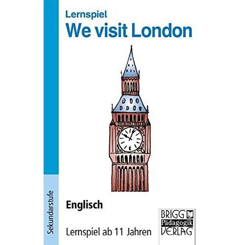 - Lernspiele - Englisch: We visit London: Englisch - Lernspiel ab 11 Jahren. Lernspiel - Preis vom 03.12.2020 05:57:36 h