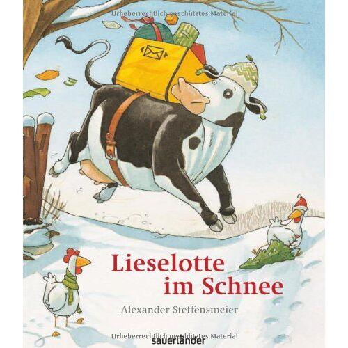 Alexander Steffensmeier - Lieselotte im Schnee - Preis vom 05.09.2020 04:49:05 h