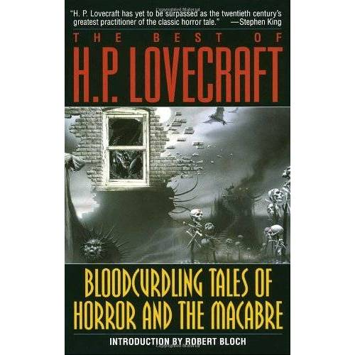 Lovecraft, H. P. - Bloodcurdling Tales of Horror and the Macabre: The Best of H. P. Lovecraft - Preis vom 24.06.2020 04:58:28 h