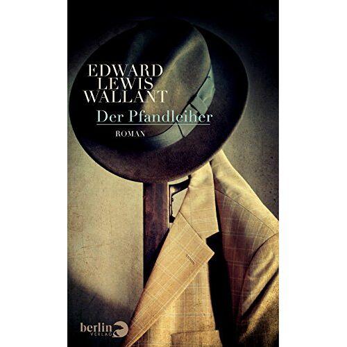 Wallant, Edward Lewis - Der Pfandleiher: Roman - Preis vom 04.09.2020 04:54:27 h