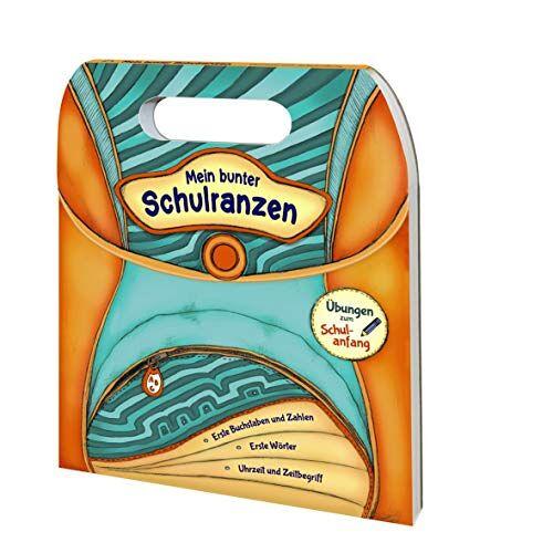 - Mein bunter Schulranzen - Übungen zum Schulanfang (orange): Lernspiele ab 5 Jahre - Geschenke für die Schultüte - Preis vom 22.11.2020 06:01:07 h