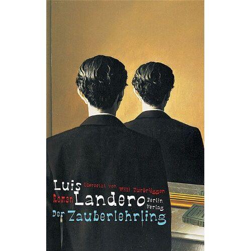Luis Landero - Der Zauberlehrling - Preis vom 15.04.2021 04:51:42 h
