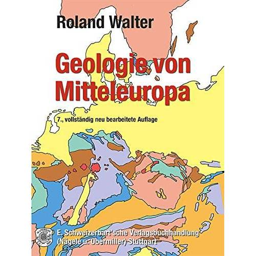 Roland Geologie von Mitteleuropa - Preis vom 12.05.2021 04:50:50 h