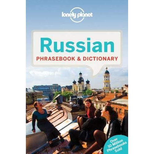Lonely Planet - Lonely Planet Russian Phrasebook & Dictionary (Phrasebooks) - Preis vom 31.10.2020 05:52:16 h