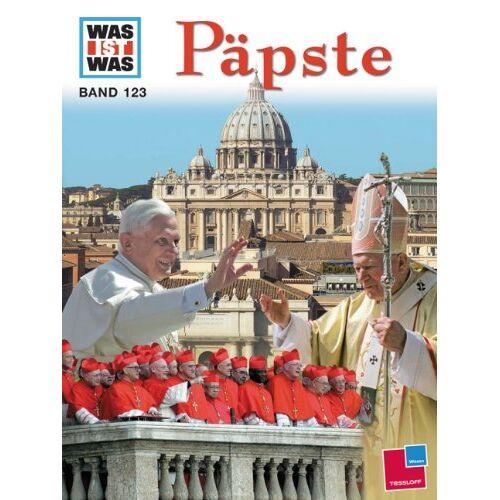 Richard Niedermeier - WAS IST WAS, Band 123: Päpste - Preis vom 20.10.2020 04:55:35 h