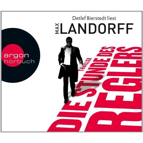 Max Landorff - Die Stunde des Reglers - Preis vom 13.05.2021 04:51:36 h