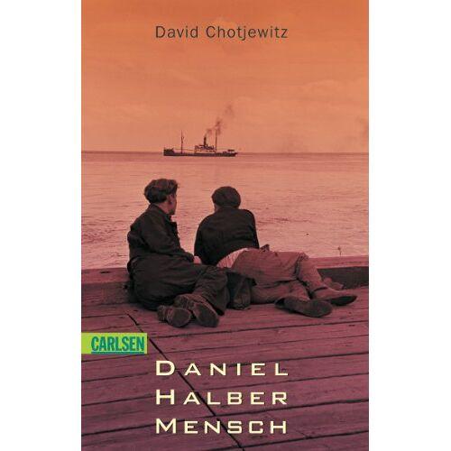 David Chotjewitz - Daniel Halber Mensch - Preis vom 16.04.2021 04:54:32 h