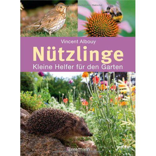 Vincent Nützlinge: Kleine Helfer für den Garten - Preis vom 13.05.2021 04:51:36 h