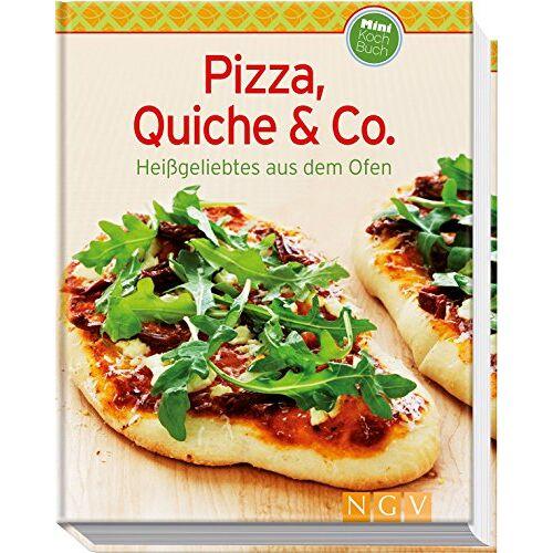 - Pizza, Quiche & Co. (Minikochbuch): Heißgeliebtes aus dem Ofen (Minikochbuch Relaunch) - Preis vom 05.09.2020 04:49:05 h