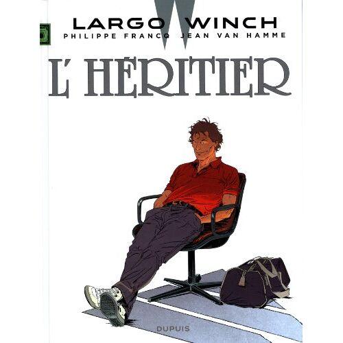 - Largo Winch, Tome 1 : L'héritier - Preis vom 03.03.2021 05:50:10 h
