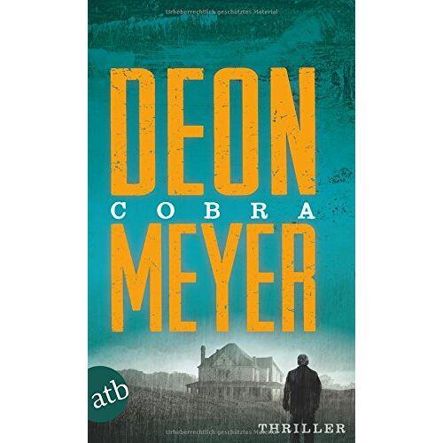 Deon Meyer - Cobra: Thriller (Benny Griessel Romane, Band 4) - Preis vom 03.05.2021 04:57:00 h