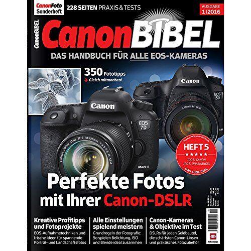 Nicole Kusza - Canon Bibel Handbuch für Canon EOS Kameras - Preis vom 24.02.2021 06:00:20 h