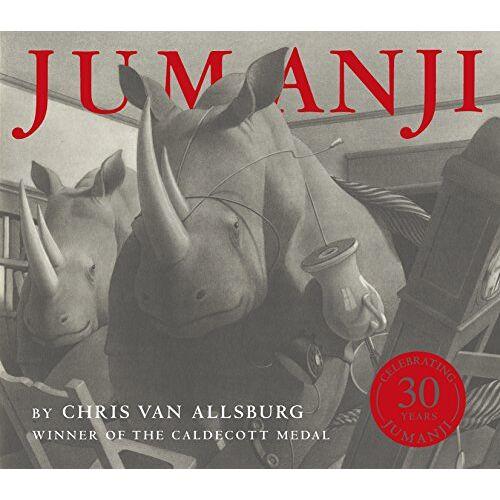 Chris Van Allsburg - Jumanji - Preis vom 22.02.2020 06:00:29 h