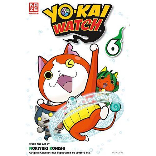 Noriyuki Konishi - Yo-kai Watch 06 - Preis vom 08.05.2021 04:52:27 h