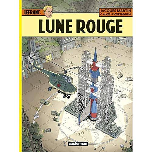 - Lefranc, Tome 30 : Lune rouge - Preis vom 12.05.2021 04:50:50 h