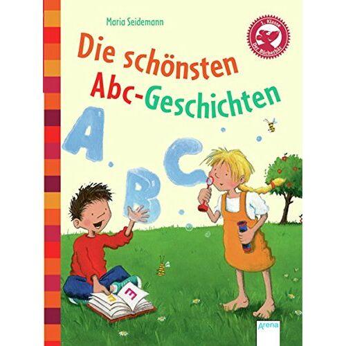 Maria Seidemann - Die schönsten ABC-Geschichten: Der Bücherbär: Kleine Geschichten - Preis vom 20.10.2020 04:55:35 h