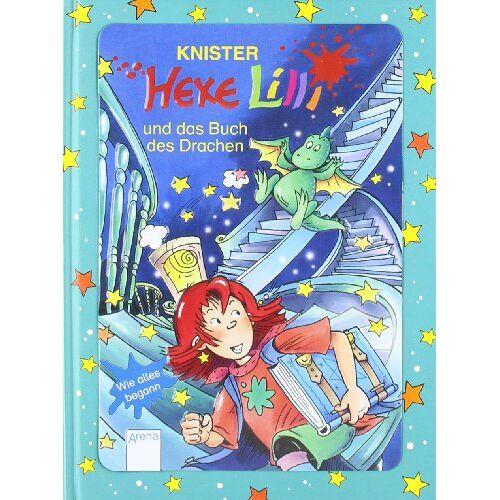 Knister - Hexe Lilli und das Buch des Drachen - Preis vom 28.03.2020 05:56:53 h