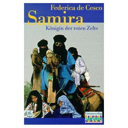 Cesco, Federica de - Samira - Königin der roten Zelte. (Neue Rechtschreibung) - Preis vom 05.09.2020 04:49:05 h