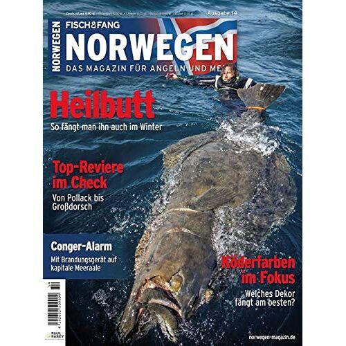 FISCH & FANG - Norwegen-Magazin 14 + DVD: Das Magazin für Angeln und Meer (Norwegen Magazin / Das Magazin für Angeln und Meer) - Preis vom 07.12.2019 05:54:53 h
