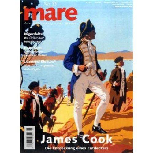 Gelpke, Nikolaus K. - mare - Die Zeitschrift der Meere: mare, Die Zeitschrift der Meere, Nr.55 : James Cook: No 55 - Preis vom 02.10.2019 05:08:32 h