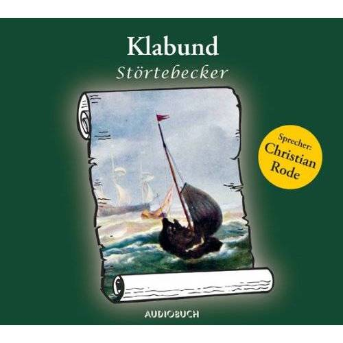 Klabund - Störtebecker. CD - Preis vom 21.10.2020 04:49:09 h