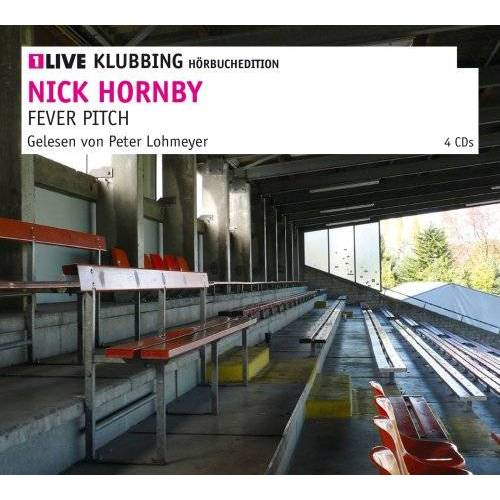 Nick Hornby - Fever Pitch: 1LIVE Klubbing Hörbuchedition - Preis vom 07.03.2021 06:00:26 h