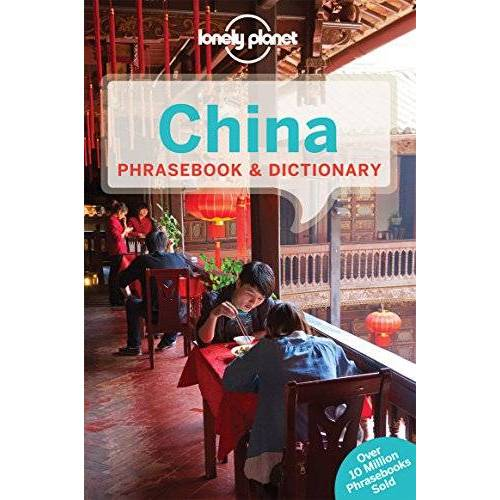 Aa.Vv. - Lonely Planet China Phrasebook (Lonely Planet Phrasebook and Dictionary) - Preis vom 22.01.2020 06:01:29 h