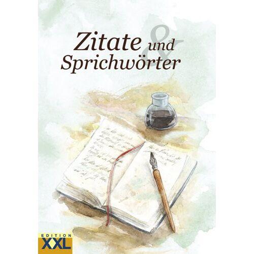 - Zitate und Sprichwörter in Großschrift - Preis vom 21.10.2020 04:49:09 h
