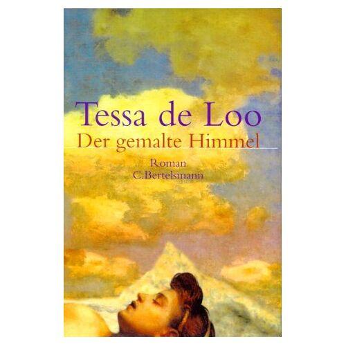 Loo, Tessa de - Der gemalte Himmel - Preis vom 07.04.2021 04:49:18 h