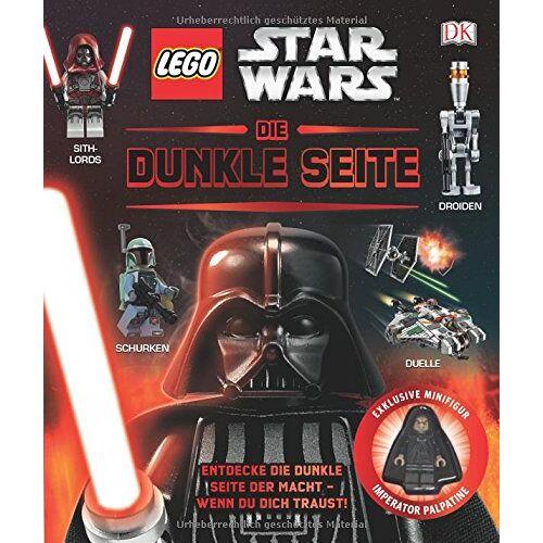 Daniel Lipkowitz - LEGO® Star Wars(TM) Die Dunkle Seite: Entdecke die Dunkle Seite der Macht - wenn du dich traust! - Preis vom 06.03.2021 05:55:44 h