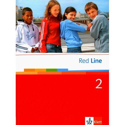 Frank Haß - Red Line. Unterrichtswerk für Realschulen: Red Line 2. Schülerbuch: Realschule. BW, HB, HE, HH, NI., NW, RP, SH, SL: BD 2 - Preis vom 06.09.2020 04:54:28 h