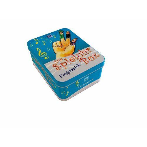 - Spieluhr-Box Fingerspiele - Preis vom 05.09.2020 04:49:05 h