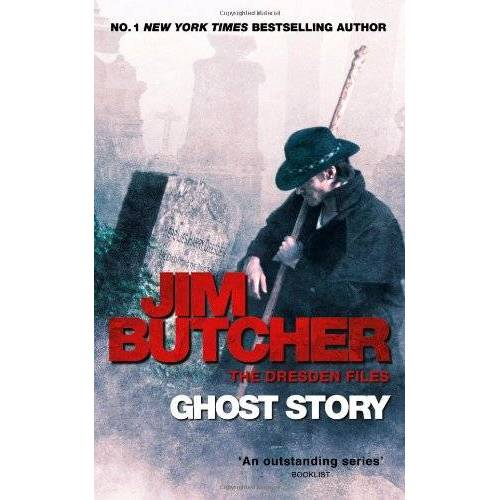 Jim Butcher - Dresden Files 13. Ghost Story: A Dresden Files Novel - Preis vom 05.05.2021 04:54:13 h