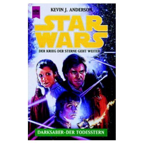 Anderson, Kevin J. - Star Wars, Darksaber - Der Todesstern - Preis vom 08.05.2021 04:52:27 h