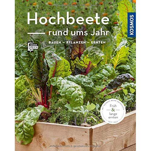Melanie Grabner - Hochbeete rund ums Jahr (Mein Garten): bauen - pflanzen - ernten - Preis vom 11.11.2019 06:01:23 h