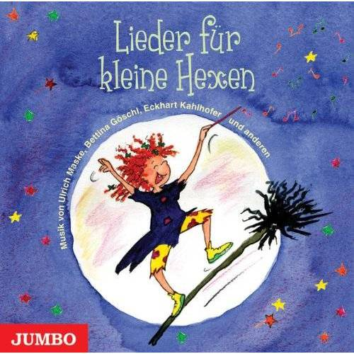 Ulrich Maske - Lieder für kleine Hexen - Preis vom 13.05.2021 04:51:36 h
