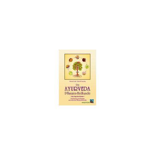 Vasand Lad - Die Ayurveda Pflanzen-Heilkunde - Preis vom 03.09.2020 04:54:11 h