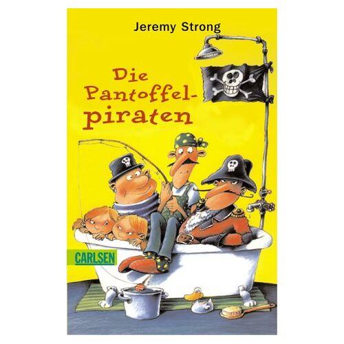 Jeremy Strong - Die Pantoffelpiraten, Band 1: Die Pantoffelpiraten - Preis vom 17.04.2021 04:51:59 h