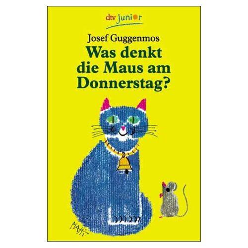 Josef Guggenmos - Was denkt die Maus am Donnerstag? - Preis vom 10.05.2021 04:48:42 h