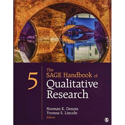Norman The SAGE Handbook of Qualitative Research - Preis vom 22.01.2020 06:01:29 h