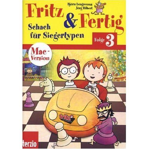 Terzio - Fritz & Fertig 3 - Schach für Siegertypen (MAC) - Preis vom 24.01.2020 06:02:04 h