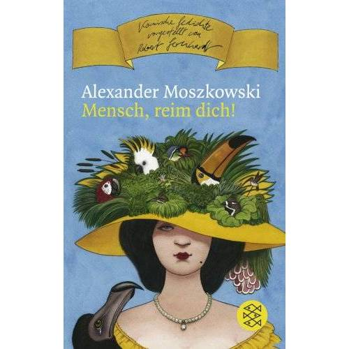 Alexander Moszkowski - Mensch, reime dich! - Preis vom 23.01.2021 06:00:26 h