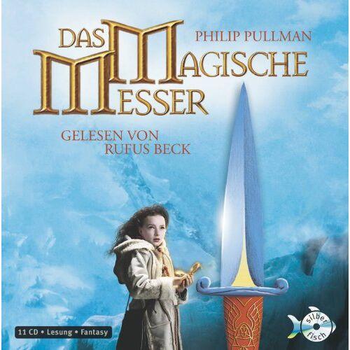 Philip Pullman - Das magische Messer: : 11 CDs - Preis vom 21.10.2020 04:49:09 h