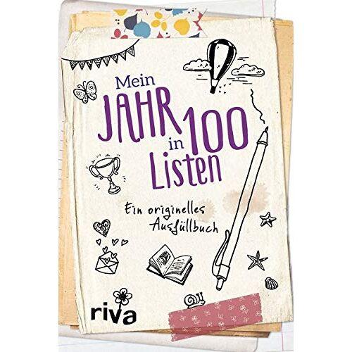 - Mein Jahr in 100 Listen: Ein originelles Ausfüllbuch - Preis vom 16.04.2021 04:54:32 h