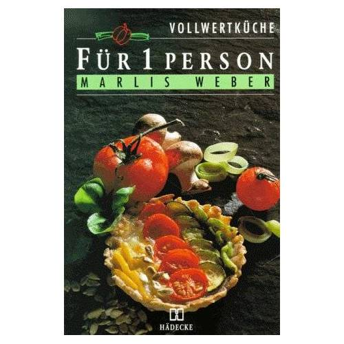 Weber Vollwertküche für 1 Person - Preis vom 14.01.2021 05:56:14 h